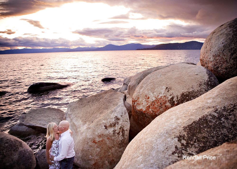 Lake Tahoe Engagement Session
